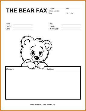 Create a resume cover sheet